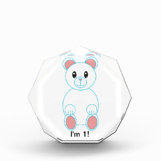 Oso polar soy un cumpleaños