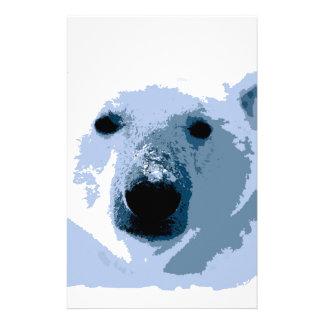Oso polar  papeleria de diseño