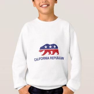 Oso republicano de California Polera