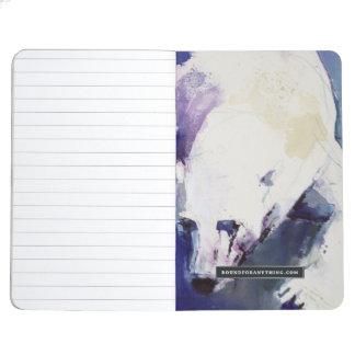 Oso subacuático 1999 cuadernos grapados