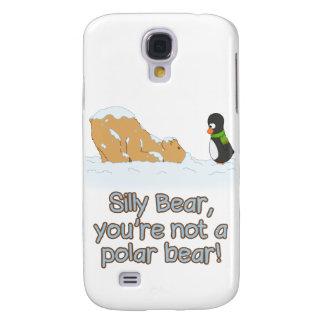 """""""Oso tonto y Guin: Bear polar Samsung Galaxy S4 Cover"""