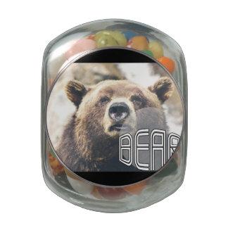 Oso - wowpeer jarras de cristal
