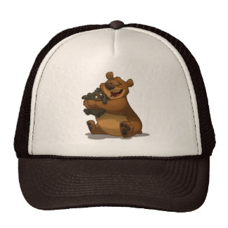 Oso y gorra de Cub