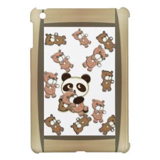 Oso y osos de peluche iPad mini cobertura