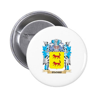 Osorio Coat of Arms - Family Crest Buttons