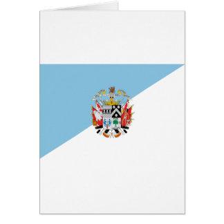 Osorno, Chile Card