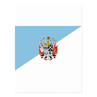 Osorno, Chile Postcard