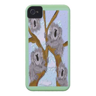 Osos de koala iPhone 4 Case-Mate carcasa