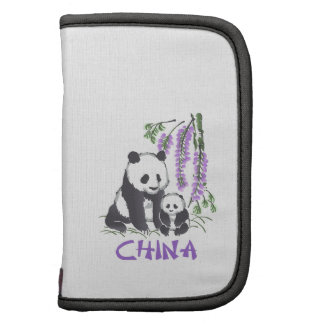Osos de panda China Organizadores