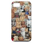 Osos de peluche iPhone 5 Case-Mate cárcasas