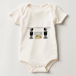 osos de Victoria Body Para Bebé