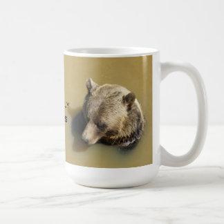 Osos grizzly taza clásica