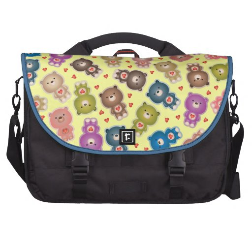 Osos lindos bolsas para portátil