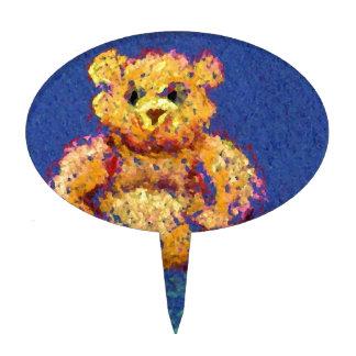 Osos lindos de CricketDiane del oso de peluche del Figura De Tarta