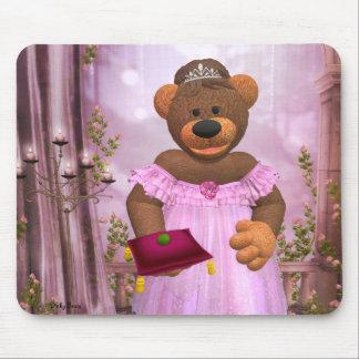 Osos pequeños: La princesa y el guisante Alfombrilla De Raton