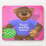 Osos pequeños: Su oso 2 del lema Tapetes De Raton