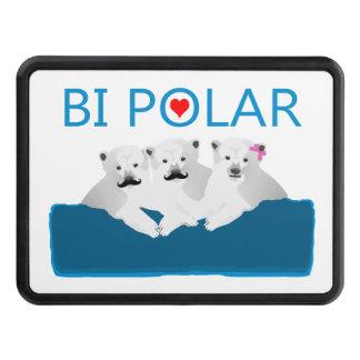 Osos polares del BI Tapa De Remolque