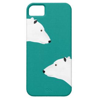 Osos polares iPhone 5 funda