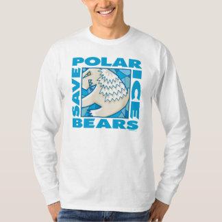 Osos polares playera