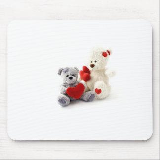 osos alfombrilla de ratones