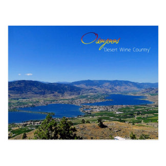 Osoyoos Post Card