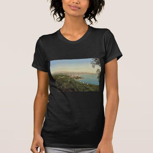 Ospedaletti, obra clásica Photochrom de San Remo, Camiseta