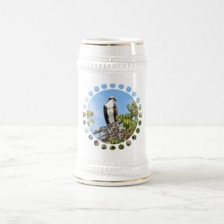 Osprey Beer Stein Mug