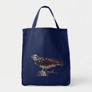 Osprey Bird Canvas Bag