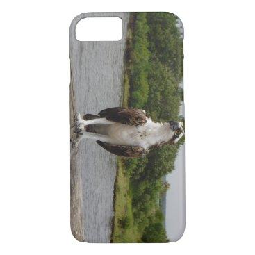 Osprey bird iPhone 7 case
