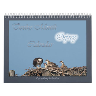 Osprey Calendar