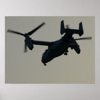 Osprey. de Campana-Boeing V-22 Impresiones
