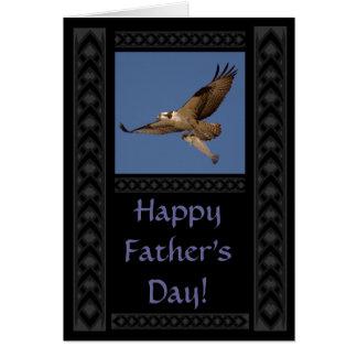 Osprey Father's Day card