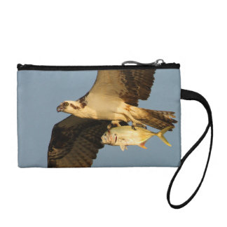 osprey fishing coin wallet