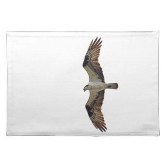 Osprey Flying Photo Placemat