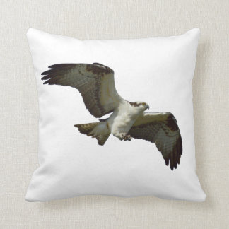 Osprey Hawk bird Pillow