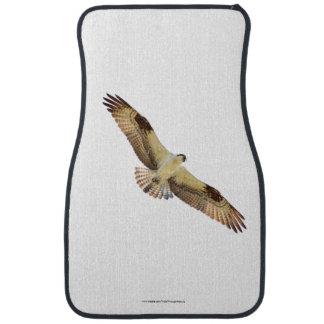 Osprey hawk flying Car Mats Floor Mat