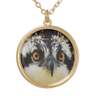 Osprey Head Necklace