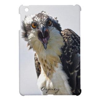 Osprey Juvenile Fish Eagle Cry iPad Mini Cover