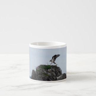 Osprey Landing  Specialty Mug Espresso Cups