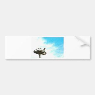 Osprey Nest Bumper Sticker