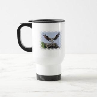 Osprey Nest Plastic Travel Mug