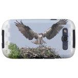 Osprey Nest Samsung Galaxy Case Samsung Galaxy SIII Case