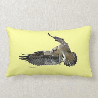 Osprey or Hawk Pillows