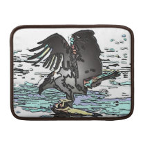 Osprey Raptor Bird Wildlife Animals Wetlands MacBook Sleeve