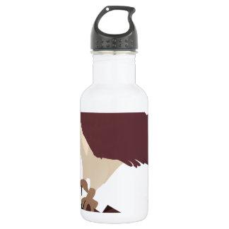 osprey. stainless steel water bottle