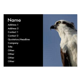 osprey plantilla de tarjeta de negocio