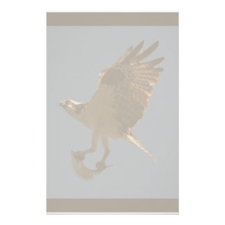 Osprey with Fish Stationery