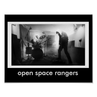 OSR poster - Open Space Rangers #3