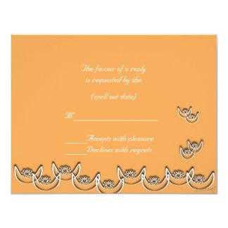 osram ne nsoroma (faithfulness) carrot rsvp invitations