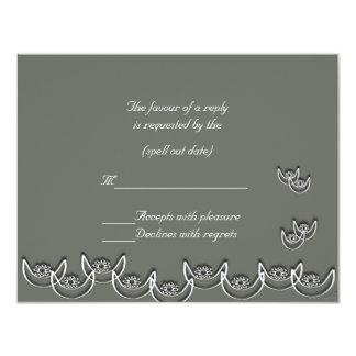 osram ne nsoroma (faithfulness) slate grey rsvp personalized invites